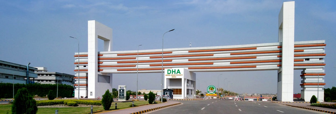 DHA Multan resumes development work